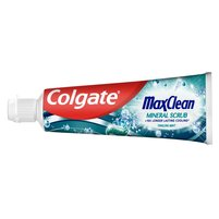 COLGATE Max Clean Mineral Scrub odświeżająca pasta do zębów