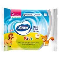 ZEWA Moist Kids Chusteczki toaletowe