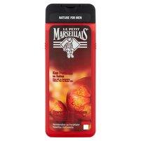 LE PETIT MARSEILLAIS Żel pod prysznic 3 w 1 czerwona pomarańcza & szafran