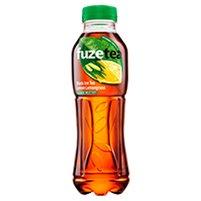 FuzeTea Napój o smaku cytrynowym z ekstraktem z czarnej herbaty i trawy cytrynowej