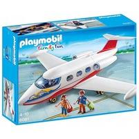 PLAYMOBIL Family Fun Samolot wakacyjny 6081 (4+)
