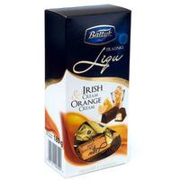BAŁTYK Pralinki z nadzieniem o smaku orange cream oraz irish cream