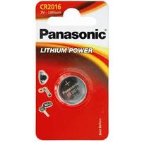 PANASONIC Bateria litowa 3V CR2016EL/1B