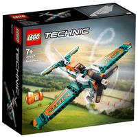 LEGO Technic Samolot Wyścigowy 42117 (7+)