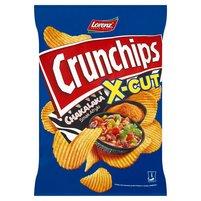 CRUNCHIPS X-Cut Chipsy ziemniaczane o smaku chakalaka