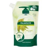 PALMOLIVE Naturals Milk & Olive Mydło w płynie do rąk zapas