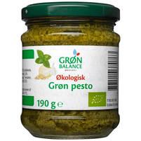 GRAN BALANCE Pesto bazyliowe z orzechami nerkowca bio