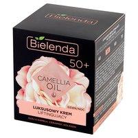 BIELENDA Camellia Oil 50+ Luksusowy krem liftingujący na dzień noc