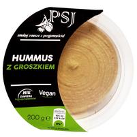 PSJ Hummus z groszkiem