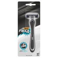 BIC Flex 4 Jednoczęściowa 4 ostrzowa maszynka do golenia