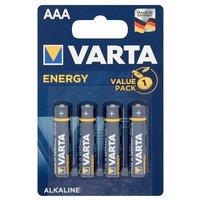 VARTA Energy AAA LR03 1,5 V Bateria alkaliczna