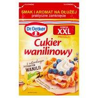 DR. OETKER Cukier wanilinowy porcja XXL premium