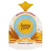 SUNNY CORN Wafle zbożowo-ryżowe naturalne