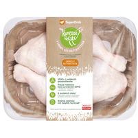 SUPERDROB Kurczak Sielski Ćwiartka tylna z kurczaka (opak. ok. 0,8 kg)
