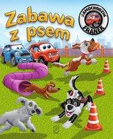 SBM Zabawa z psem. Samochodzik Franek (okładka miękka)