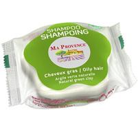 MA PROVENCE Bio Organiczny szampon do włosów przetłuszczających się w kostce