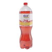 ECO+  Czerwona oranżada napój gazowany