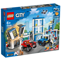 LEGO City Posterunek policji 60246 (6+)