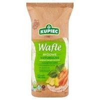 KUPIEC Wafle ryżowe naturalne (12 szt.)