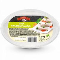 KOTWICA Ryba faszerowana w galarecie