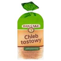 DAN CAKE Chleb tostowy pełnoziarnisty