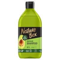 NATURE BOX Szampon do włosów z olejem z awokado