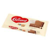 dr Gerard Mafijne Duo Herbatniki kakaowe z kremem o smaku śmietankowym i kremem czekoladowym