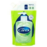 CAREX Aloe Vera Antybakteryjne mydło w płynie opakowanie uzupełniające
