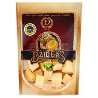 DZIUGAS MILD Twardy ser podpuszczkowy 12 miesięcy kawałki