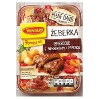 WINIARY Pomysł na... Żeberka barbecue z ziemniakami i papryką