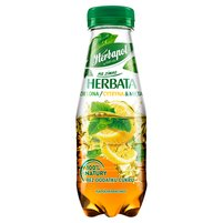 HERBAPOL na zimno Herbata zielona cytryna & mięta