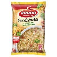 AMINO Zupa błyskawiczna grochówka z boczkiem i majerankiem
