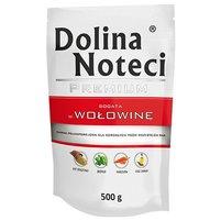 DOLINA NOTECI Premium Karma dla dorosłych psów bogata w wołowinę