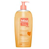 MIXA Baby Delikatny płyn do kąpieli i mycia z olejkiem