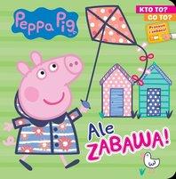 MSZ Peppa Pig. Kto to? Co to? Ale zabawa! (okładka twarda)