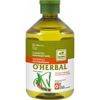 O'HERBAL Szampon wzmacniający włosy z ekstraktem z kłącza tataraku