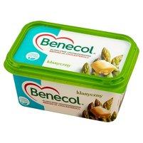 BENECOL Tłuszcz do smarowania z dodatkiem stanoli roślinnych klasyczny