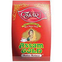OSKAR Assam Gold Indyjska herbata granulowana czarna