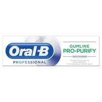Oral-B Professional Profesjonalne Oczyszczanie Dziąseł Delikatne wybielanie Pasta do zębów