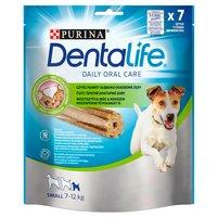PURINA Dentalife Small Uzupełniająca karma dla dorosłych psów (7 sztuk)
