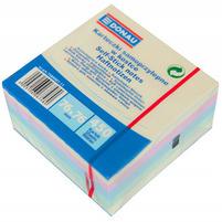 DONAU Karteczki samoprzylepne w kostce 76x76mm Mix kolorów
