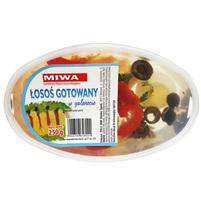 MIWA Łosoś gotowany w galarecie