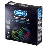 DUREX LOVE SEX - PERFORMA prezerwatywy 3 szt