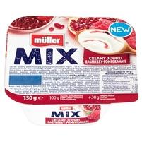 MÜLLER Mix Jogurt z wsadem owocowym