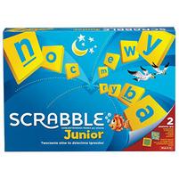 SCRABBLE Junior Y9735 Gra logiczna (6-10)