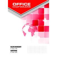 OFFICE PRODUCTS Blok biurowy A5 50 kart. w kratkę