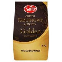 SANTE Golden Granulated Cukier trzcinowy złocisty nierafinowany
