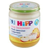 HiPP BIO Moje Śniadanko Musli owocowe z jogurtem po 9. m-cu