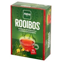 ASTRA Herbata ekspresowa Rooibos (75 tb.)