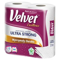 VELVET Excellence Ultra Strong Ręcznik papierowy